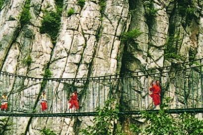Aux sources des Arts martiaux chinois