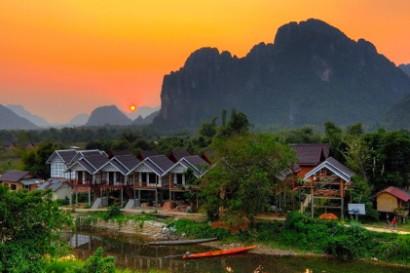 Laos, joyau du Mékong