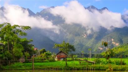 Dépaysement au nord du Vietnam