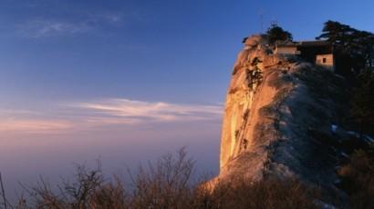 Paysage spectaculaire du Mont Huashan