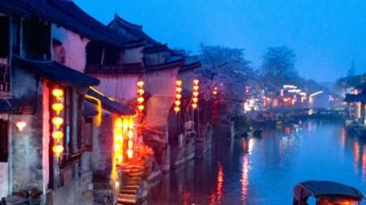 Xitang, ville d'eau de charme