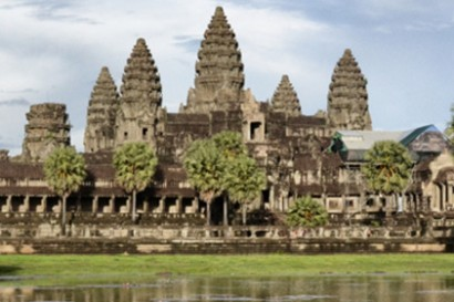 Promo Toussaint: Angkor-Cambodge
