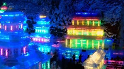 Festival de sculptures sur glace à Harbin (CFS)