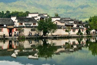 Week end entre visite de villages & ateliers d'Arts Chinois